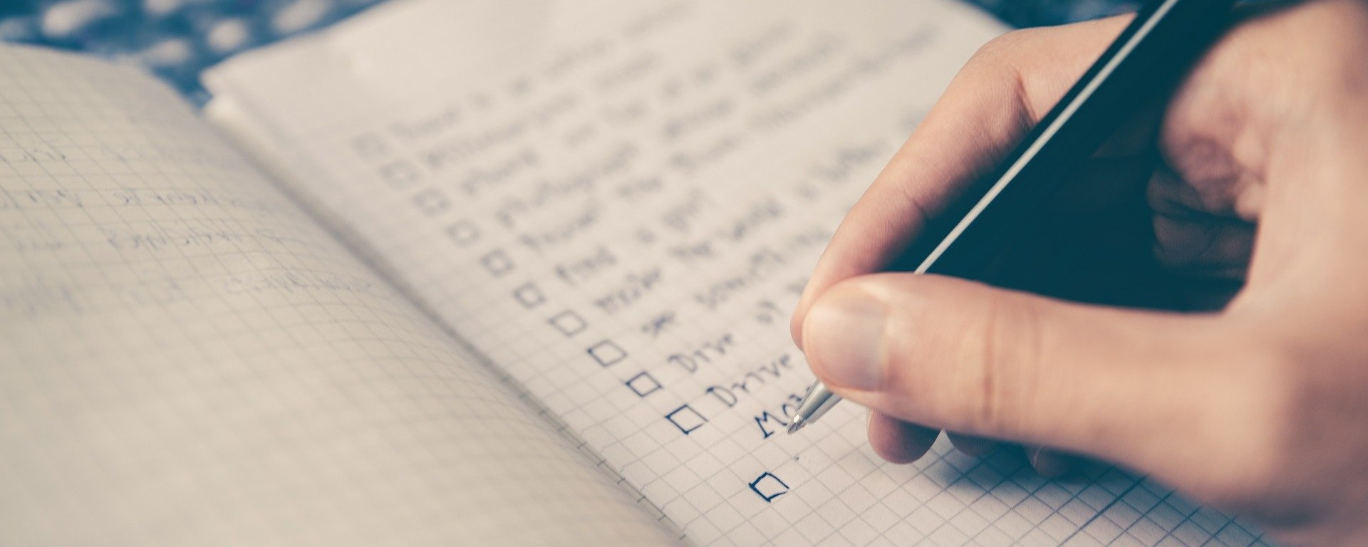 Exchange Day Checklist for property purchase
