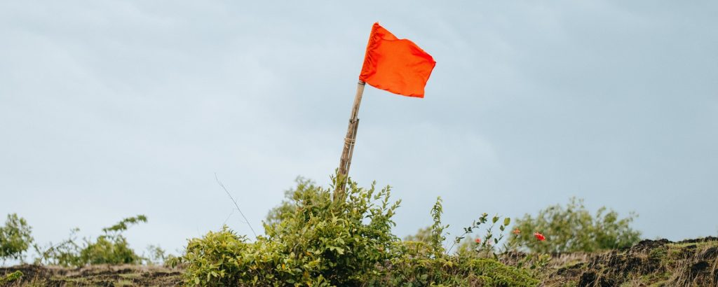 When a house offer is rejected then accepted it can be a red flag